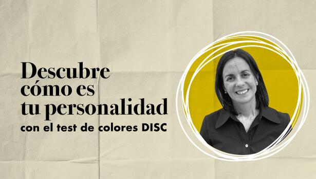 La teoría del DISC y el color de la personalidad