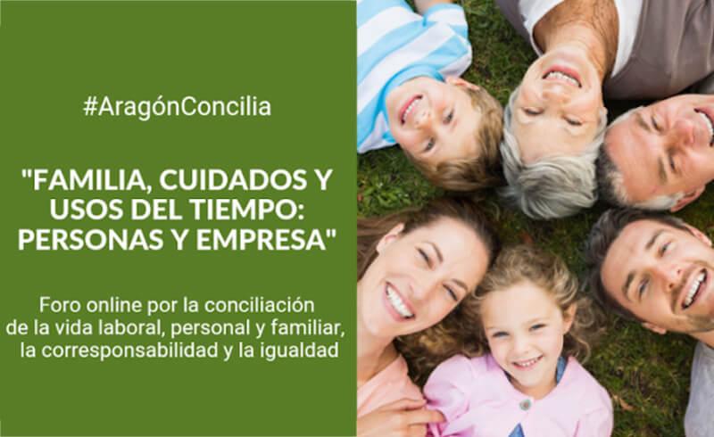 """Congreso online """"Familia cuidados y usos del tiempo"""""""