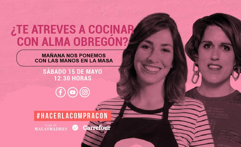 directo Alma Obregón