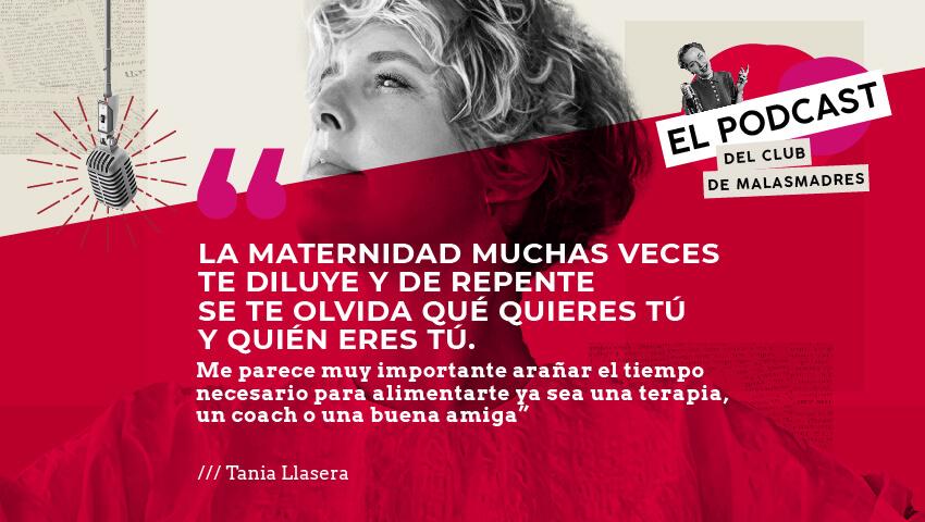 Podcast de Tania Llasera