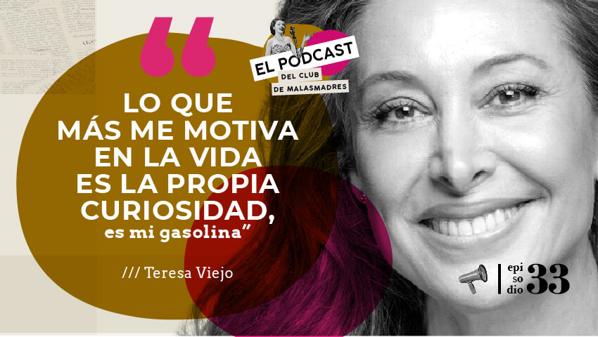Podcast de Teresa Viejo