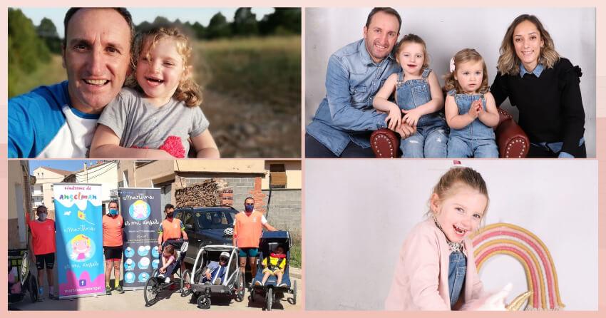 Martina es mi Ángel: visibilizando el Síndrome de Angelman