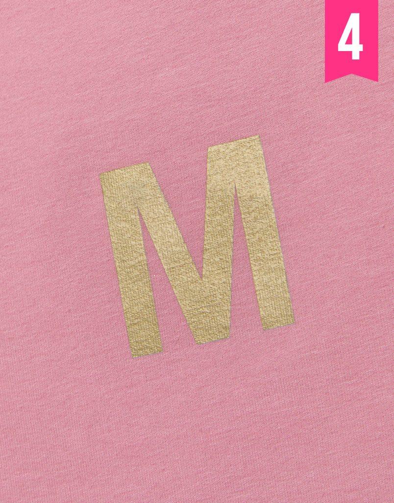 Sudadera personalizable rosa Soy Malamadre