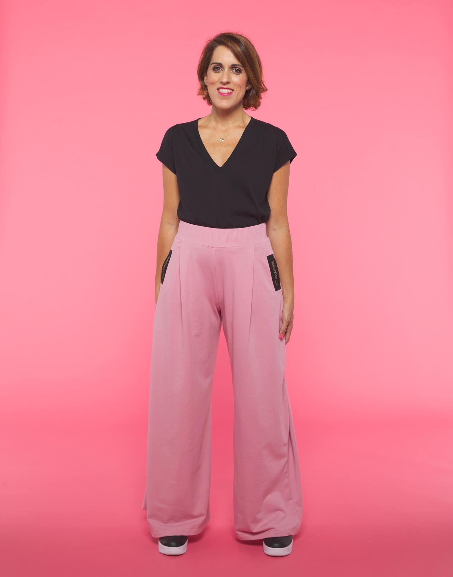 Pantalón rosa Soy Malamadre