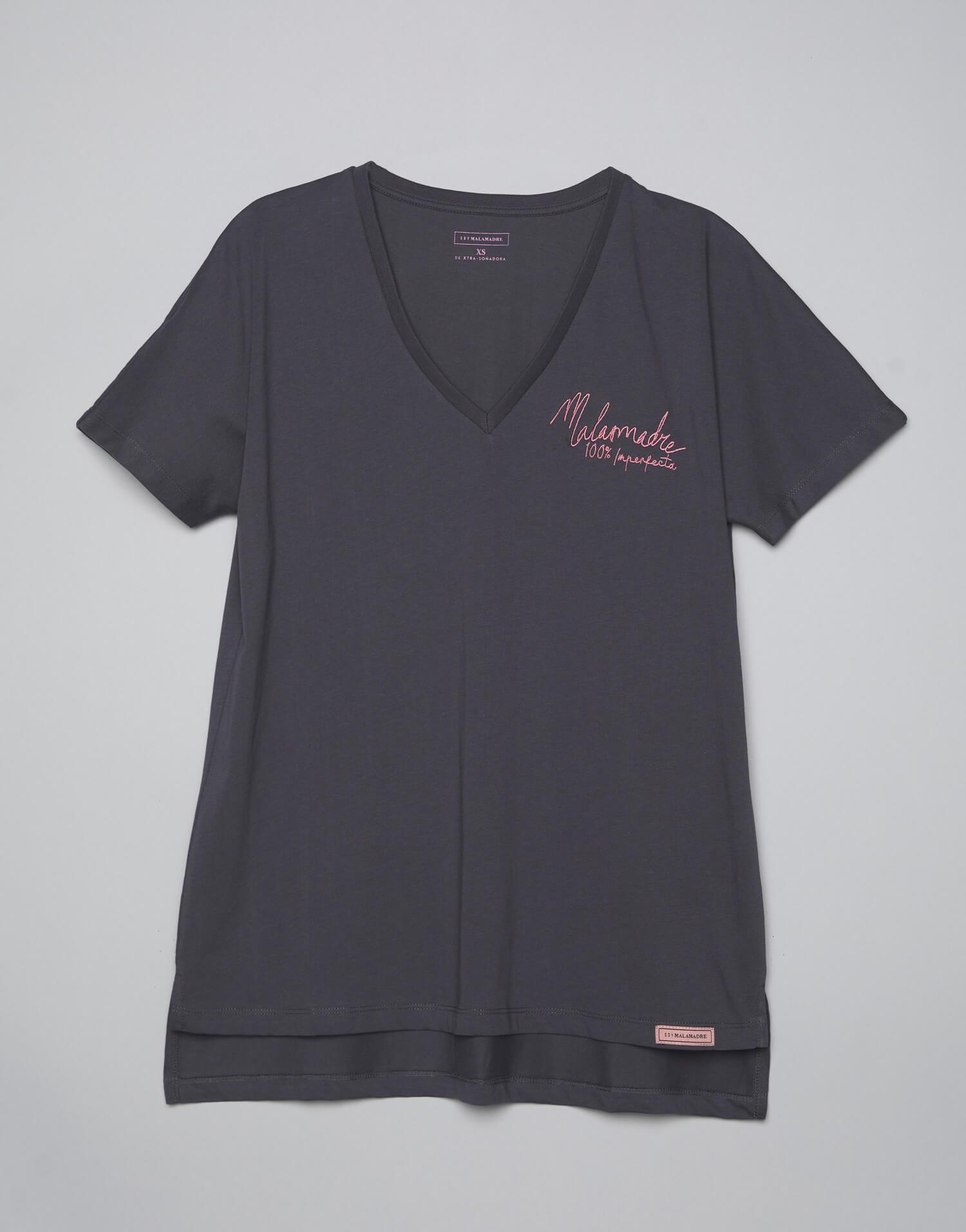 Camiseta negra 100% Imperfecta
