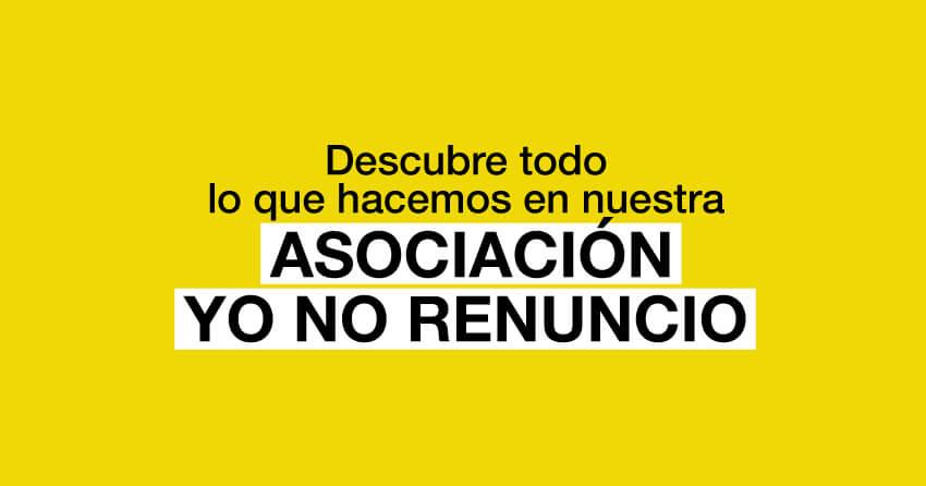 Una colección 100% solidaria en la lucha por la conciliación