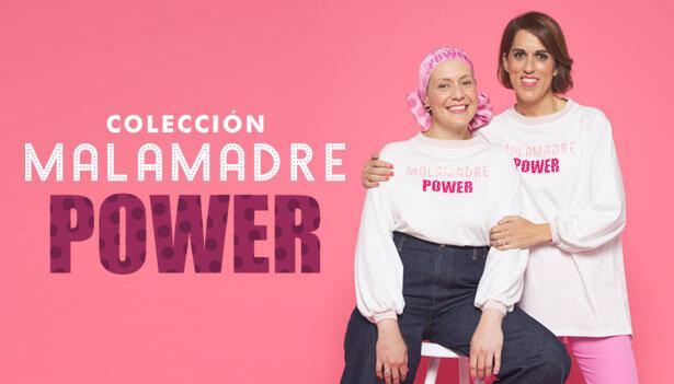 Nueva colección solidaria Malamadre Power