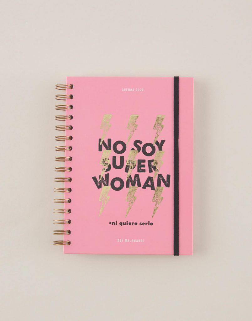 Agenda no soy superwoman