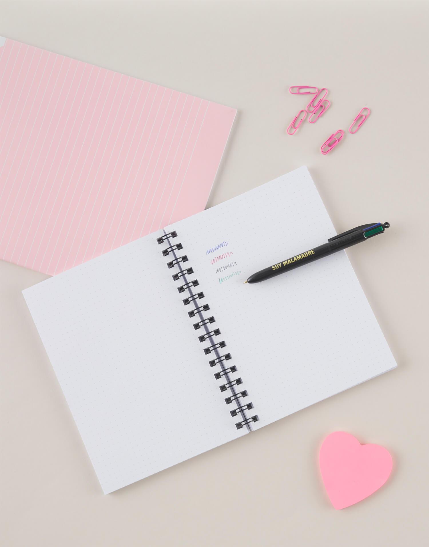 Pack de 2 bolígrafos Soy Malamadre