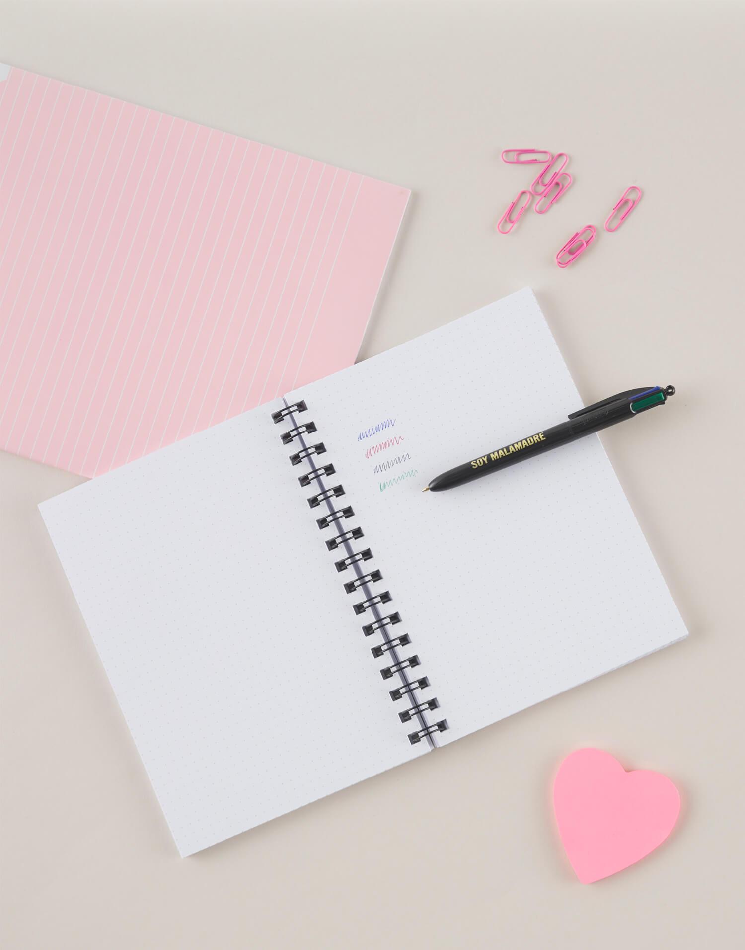 cuaderno malamadre