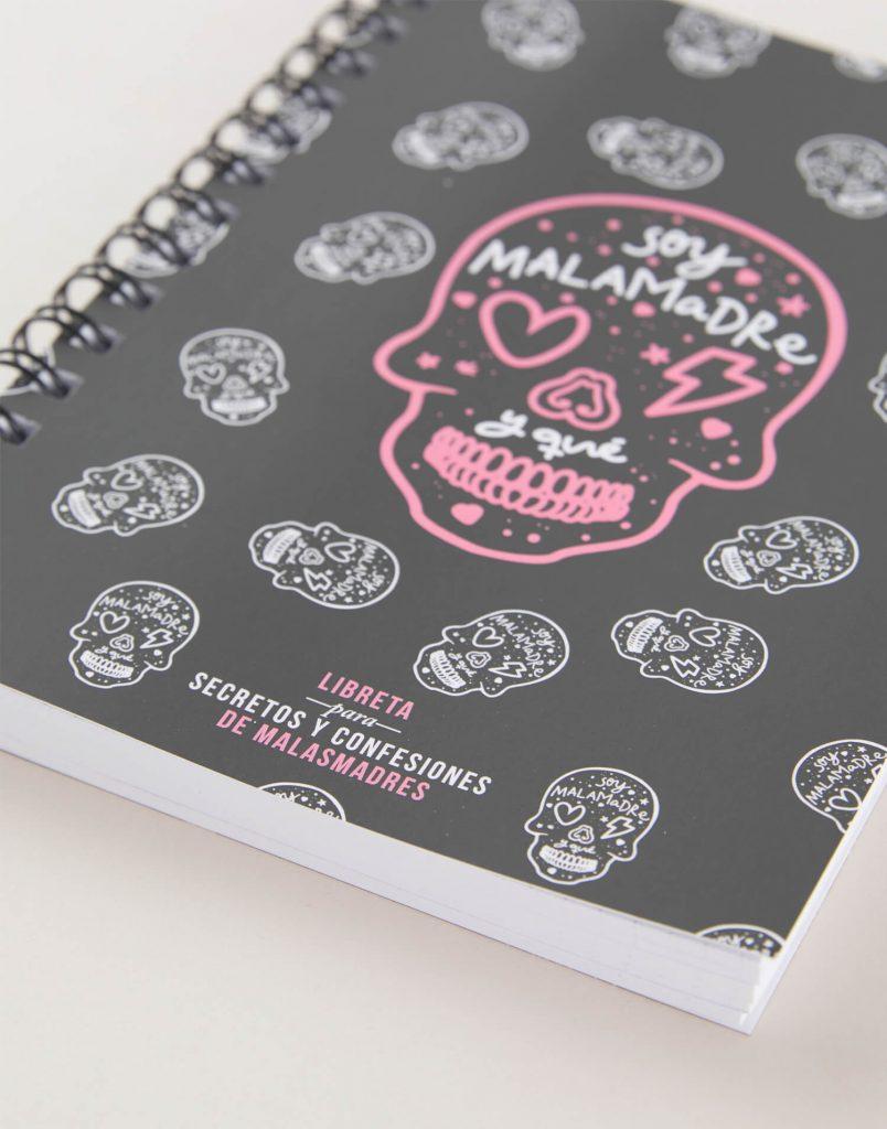 Cuaderno calavera